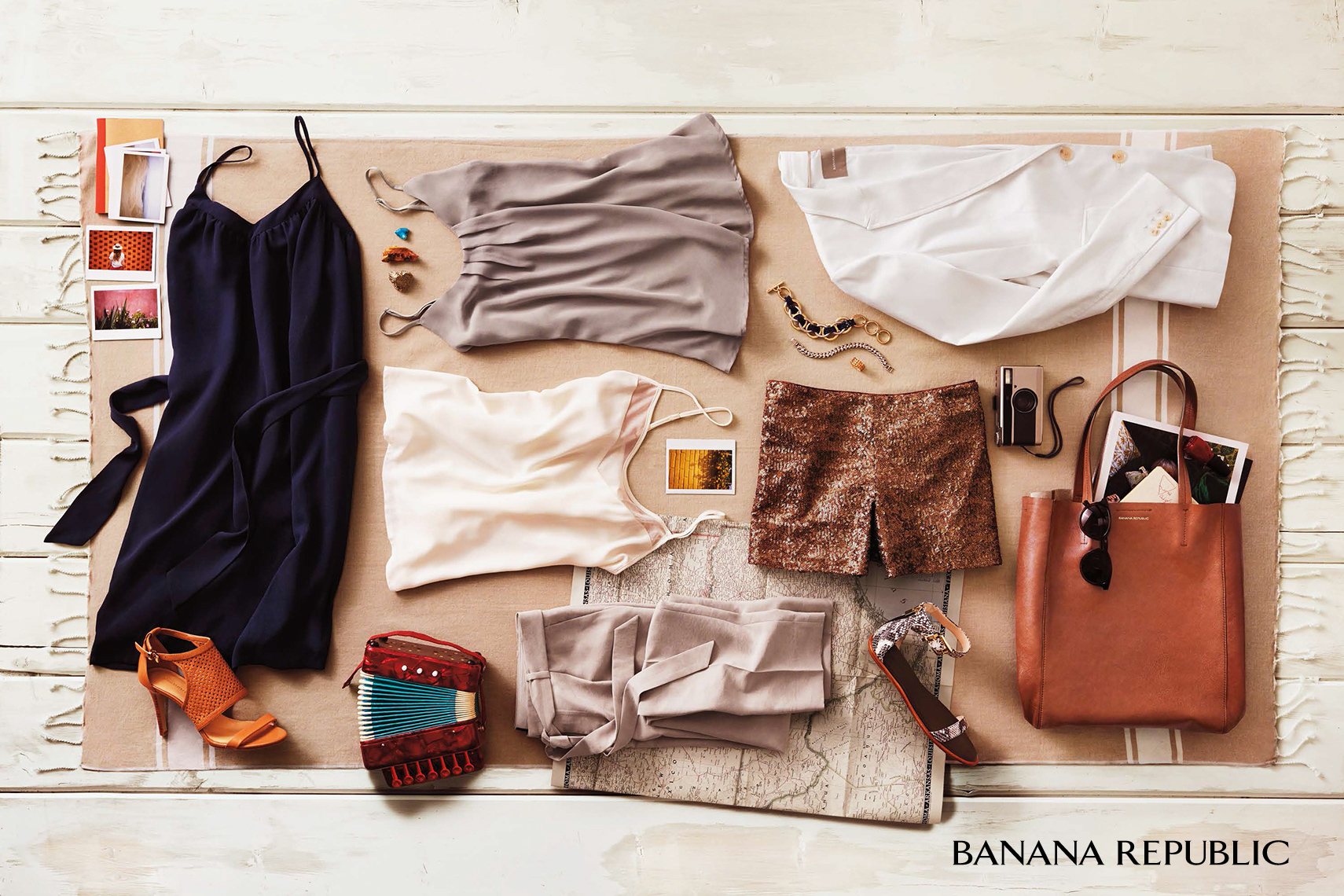 Advertising: Banana Republic